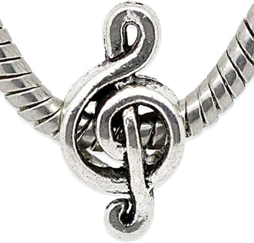 charms pandora clef
