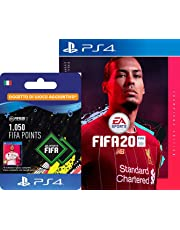 FIFA20 Champions [PS4] + 1050 FIFA Points [Codice - Download PS4]