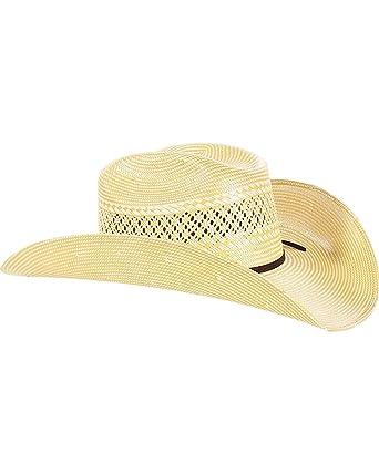 763e39ed0b9322 Cody James Men's 50X Straw Cowboy Hat - Cj15 Wh-Rs 4.25 at Amazon Men's  Clothing store: