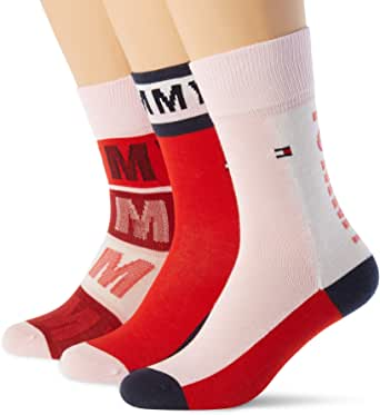 Tommy Hilfiger calcetines (Pack de 3) para Niños