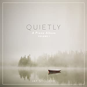 Quietly, A Piano Album – Instrumental album From the creators of Scripture Lullabies<span class=
