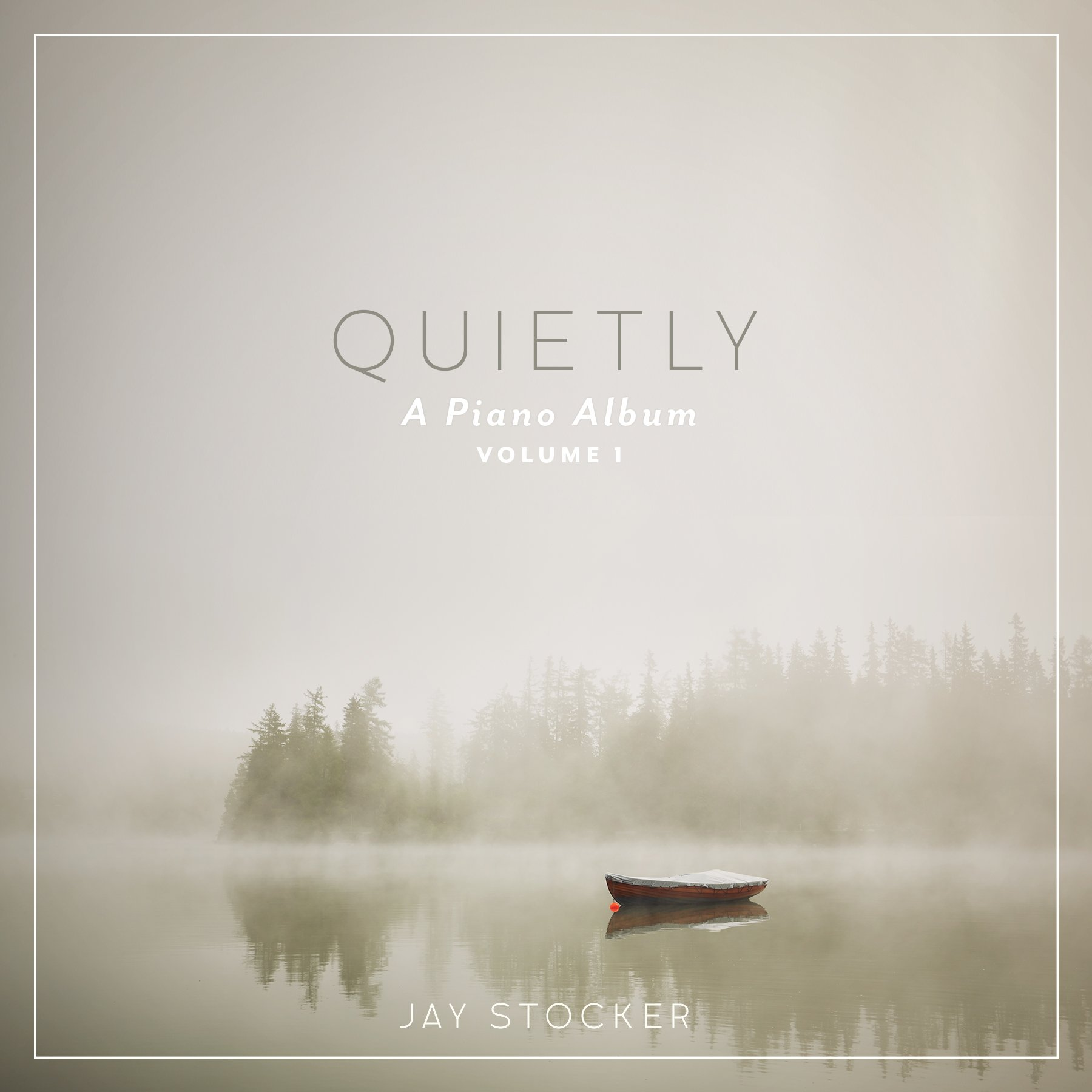 Quietly, A Piano Album – Instrumental album From the creators of Scripture Lullabies