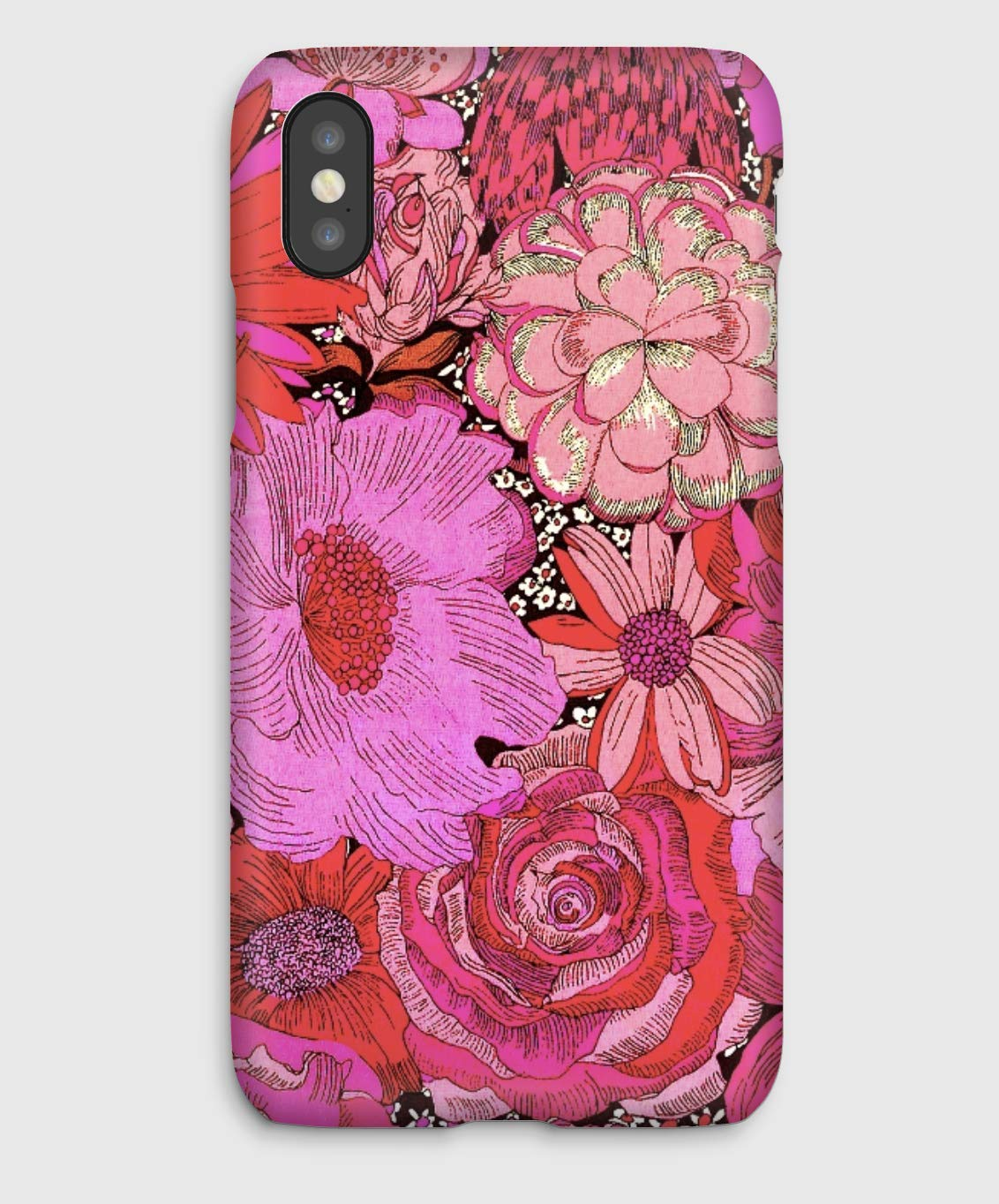 English Field D, coque pour iPhone XS, XS Max, XR, X, 8, 8+, 7, 7+, 6S, 6, 6S+, 6+, 5C, 5, 5S, 5SE, 4S, 4,
