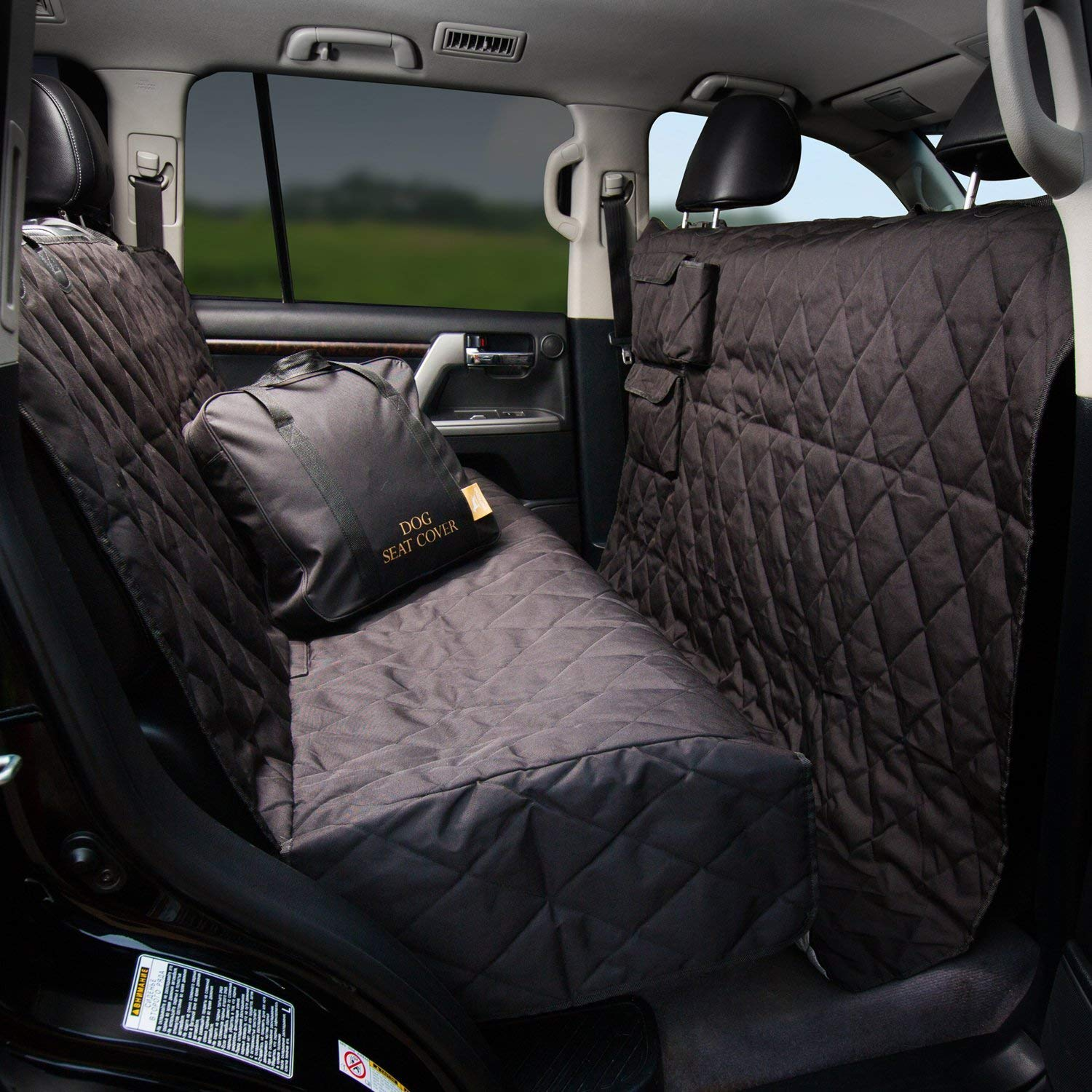 Dog Seat Covers For Trucks >> Tapiona Xl Dog Seat Cover Truck Suv Extra Coverage Back Seat
