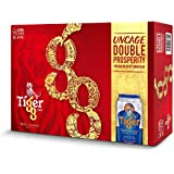 Tiger Beer Limited Edition CNY Pack,  320ml (Pack of 24)