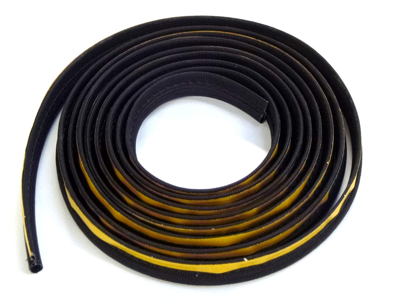 Chimenea Junta plana de cordel labio cinta aislante autoadhesiva. Apto para Varios Modelos SPARTHERM–Chimenea 3m, Ø 18x 6mm Ø 18x 6mm Bullenhitze UG