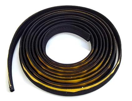 Chimenea Junta plana de cordel labio cinta aislante autoadhesiva. Apto para Varios Modelos SPARTHERM –