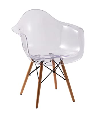 Contemporary Living Stuhl Transparent Amazonde Küche Haushalt