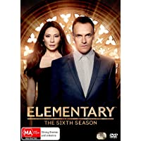 Elementary: Season 6 (DVD)
