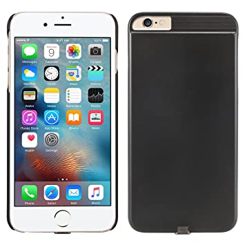 Alienwork Funda para iPhone 6 Plus/6s Plus QI Receptor ...