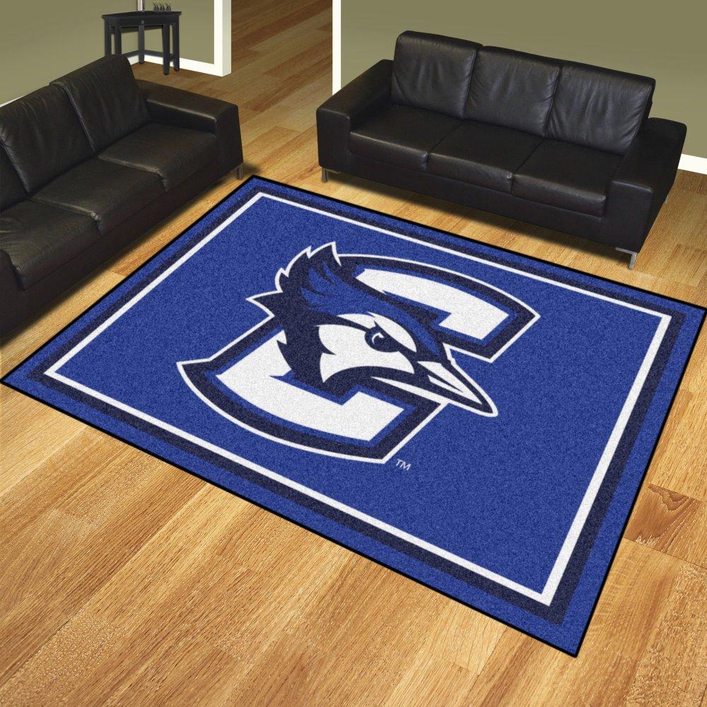 ファンマット20146クレイトン大学Bluejays 8 ' x 10 'エリアラグ   B01LXIL5MO
