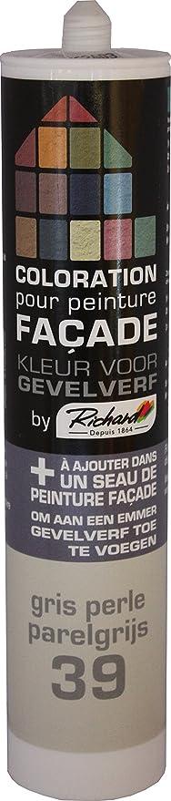 Colorant Gris Perle  Pour Peinture Faade Acrylique By Richard