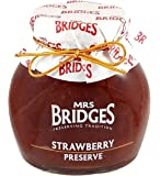 Mrs Bridges Scottish Preserve, Strawberry, 12 Ounce