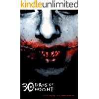 30 Days of Night Vol. 1 book cover