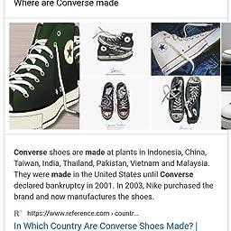 converse united states
