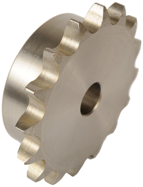Steel Browning 80B36 Minimum Bore Roller Chain Sprocket Single Strand 1 Stocked Bore 36 Teeth 1 Stocked Bore Regal