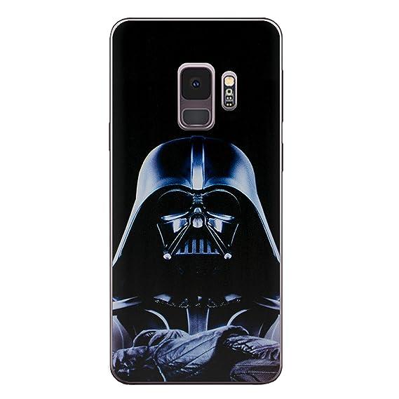 check out 364d0 b46e0 Amazon.com: Samsung Galaxy S9 Plus Star Wars Silicone Phone Case/Gel ...