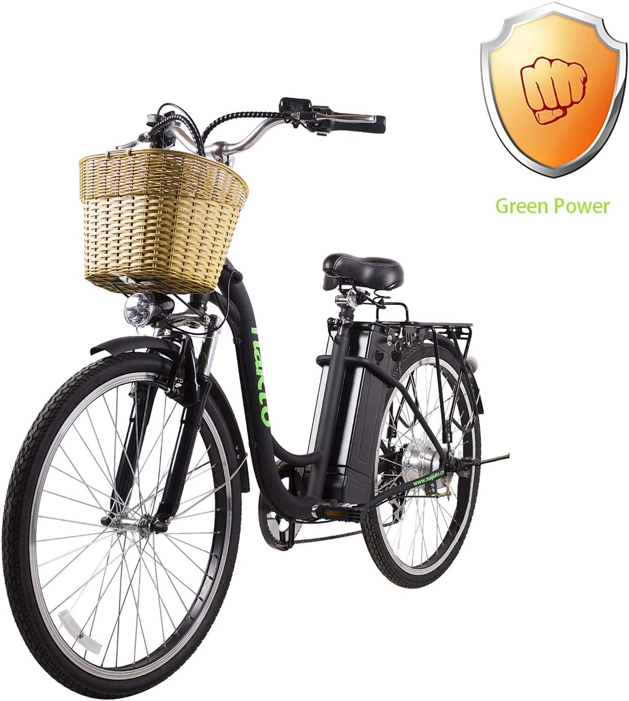 NAKTO City Electric Bicycle