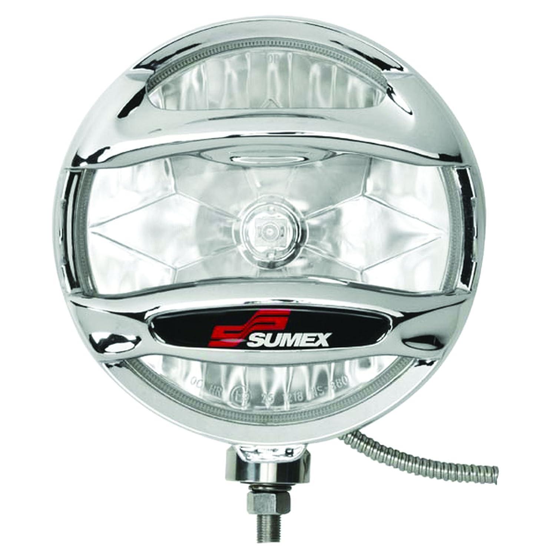 Sumex 3409600 - Juego Faros'Special 4X4 Ns890' Largo, Alcance 165 mm, Cromados Suministros Exteriores S.A.
