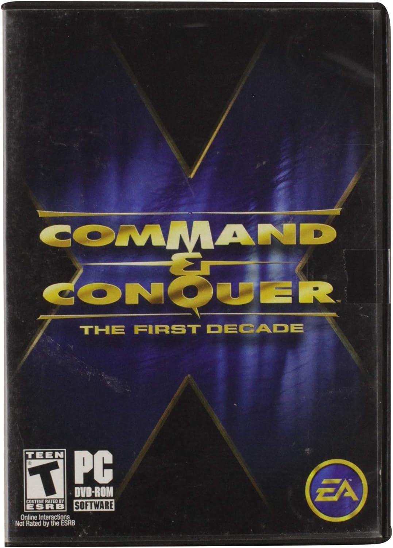 Amazon.com: Command And Conquer: Primer Decenio para PC ...