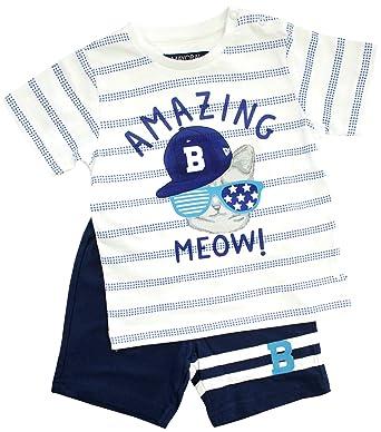 Größe 80 Mayoral Baby Polo-Shirt Grün-Blau