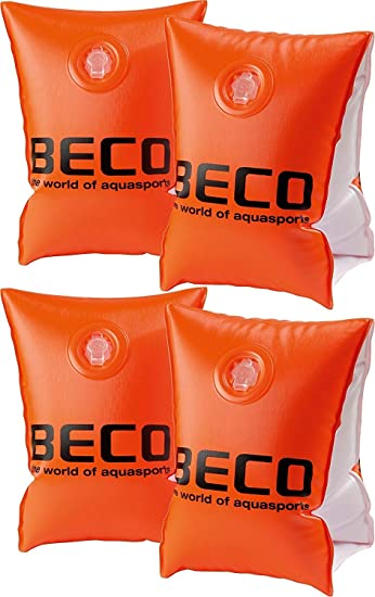 Beco 09703 Schwimmhilfen Doppelkammersystem 15-30 kg 4 Paar Gr/ö/ße 0 K/örpergewicht