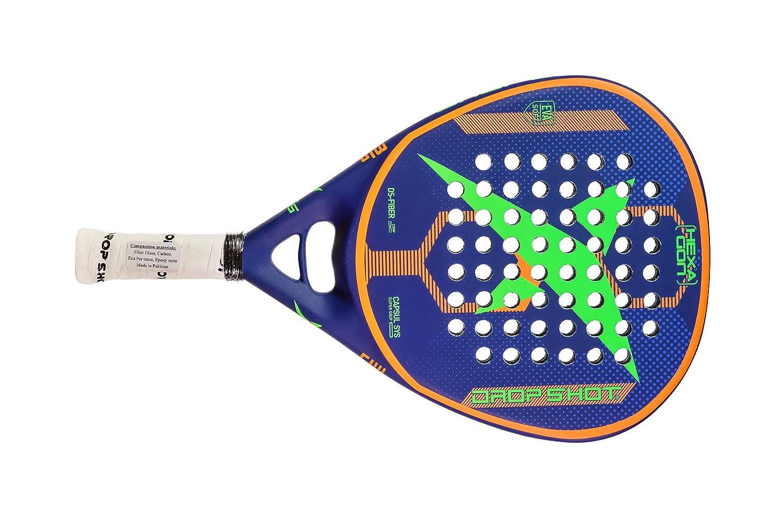 Amazon.com : Drop Shot Hexagon Pop Tennis Padel Paddle ...