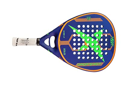 Drop Shot Hexagon Pop Tennis Padel Paddle Racquet