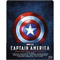 Captain America Trilogia