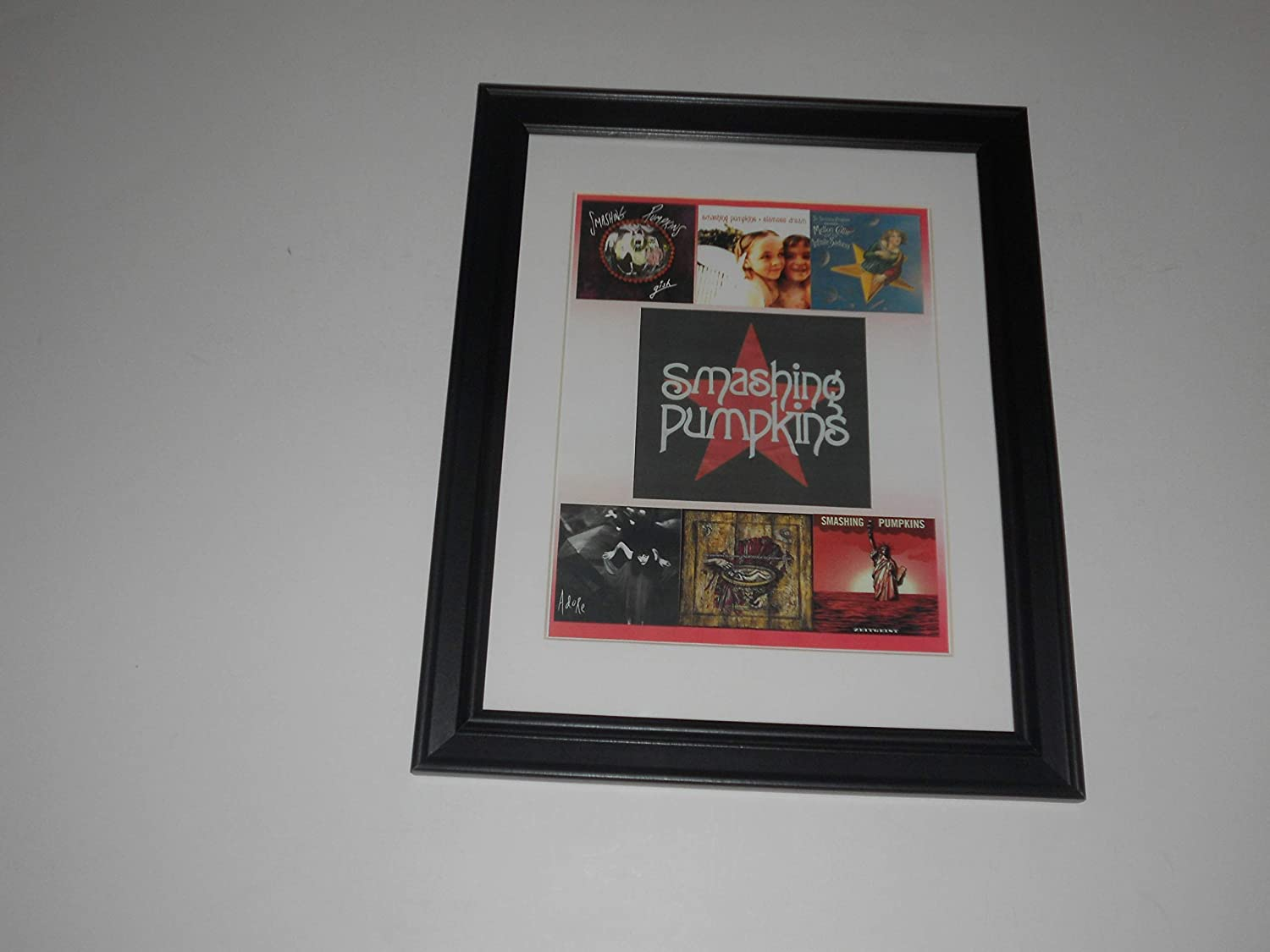 reprint photo Smashing Pumpkins Music Concert Mini Poster 2 sizes to pick from