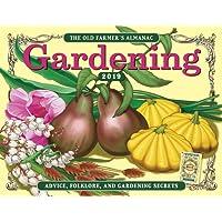2019 Old Farmer's Almanac Gardening Calendar