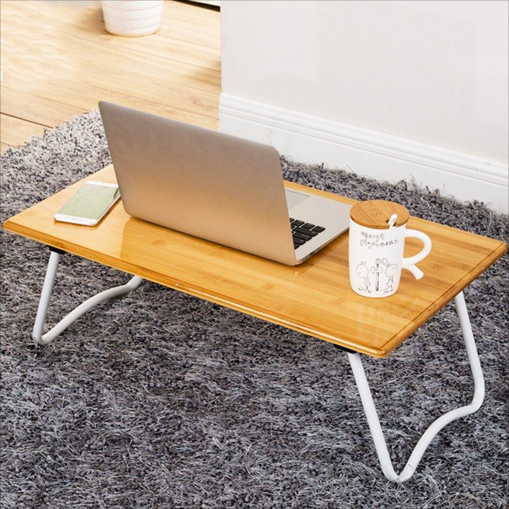 NAN デスクラップトップラップデスクベッドテーブルトレイ折りたたみ可能なW脚ポータブル朝食サービスベッドカウチフロア学生のためのリーディングトレイキッズ 木目 ワークベンチ (サイズ さいず : 60 cm 60 cm) B07DZCFHLR 60 cm 60 cm 60 cm 60 cm