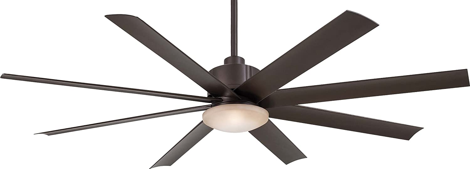 Minka aire f888 orb slipstream 65 ceiling fan with light oil minka aire f888 orb slipstream 65 ceiling fan with light oil rubbed bronze amazon aloadofball Choice Image