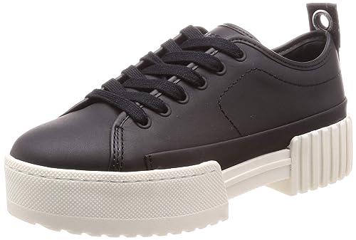 4133f4e6d08 Amazon.com  Diesel Women s S-merley Lc-Sneakers  Shoes