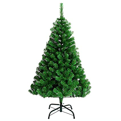Classic Artificial Realistic Natural Branches Pine Christmas Tree