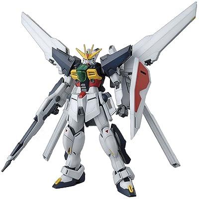 Bandai Hobby MG Gundam Double X Gundam X Model Kit, 1/100 Scale: Toys & Games