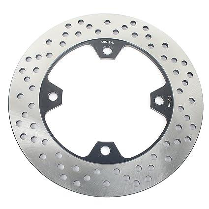 tarazon redondo Rotor de freno de disco trasero para ...