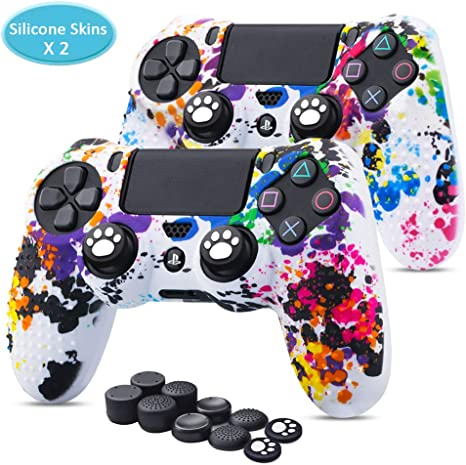 PS4 Controller Skin X2: Amazon.es: Electrónica
