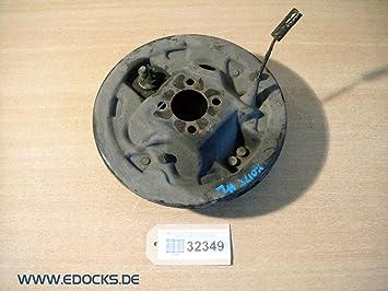 bremsa Ker placa freno Cilindro - Mordazas de freno trasera izquierda ABS Corsa C Opel: Amazon.es: Coche y moto