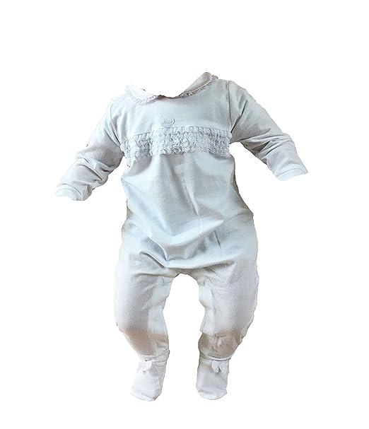 Chicco - Ropa de Bautizo - Pelele - para bebé niña: Amazon.es: Ropa y accesorios