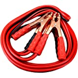 1200AMP Jumper Start Cables Lead Protected Jump Car Battery Booster Cables Heavy Duty Red Black