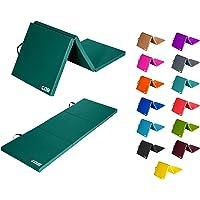 "Xn8 Sports Yoga Tri Vouwen 6 cm Over 2 ""Dikke Schuimmatten Yoga Gym Abs Oefening Thuis Fitness Workout Camping Mat"