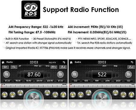 Hizpo para Mercedes Benz Clase A W169/Clase B W245/Clase V W639 ...