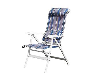 Campingstuhl Aluminium Stuhl BelSol Nr1 terra Klappstuhl oCBWrdex