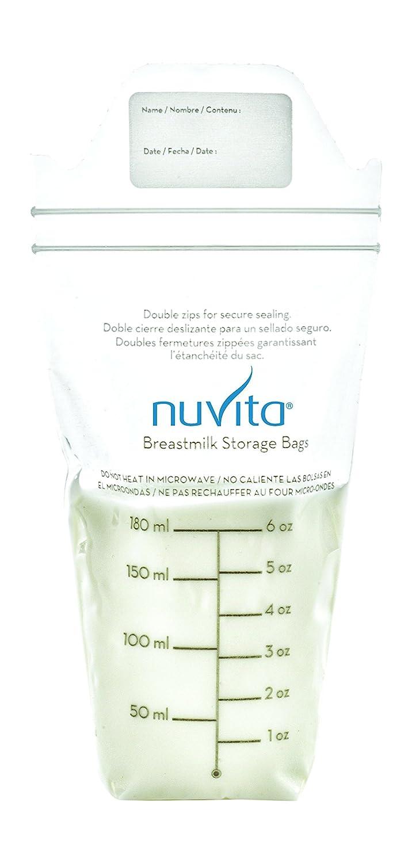 Nuvita 1252 Sac de rangement pour lait maternel NU-ALTL0005