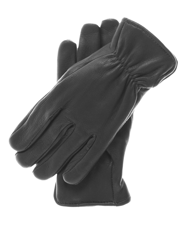 Geier Glove Mens Nordic Fleece Lined Deerskin Gloves