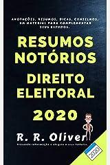 Resumos Notório: Direito Eleitoral 2020 eBook Kindle