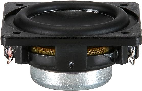 Dayton Audio CE Series CE65W-8 2-1//2 Shielded Extended Range Driver 8 Ohms