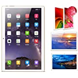 "ADTRIP Tablet, 10.1"" 1200*1920 IPS Quad Core 3G Phone Call 1GB RAM 16GB Storage Dual SIM Calling Tablet with Bluetooth GPS"
