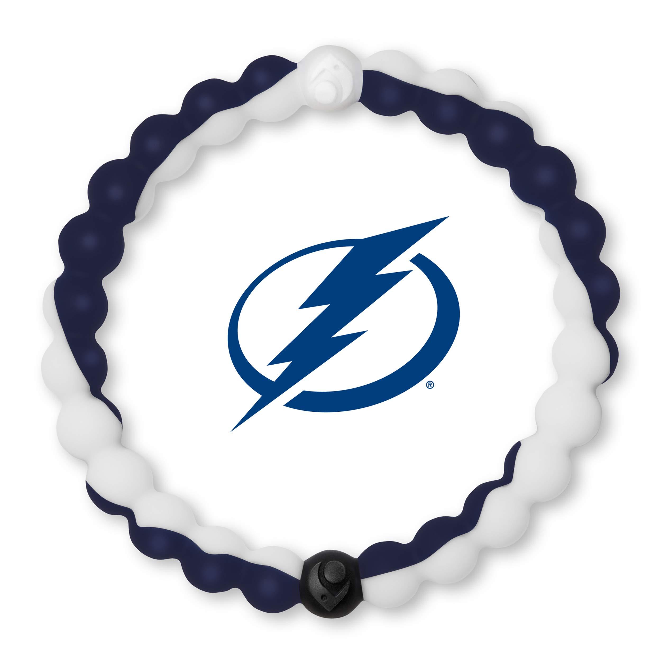 Lokai NHL Collection Bracelet, Tampa Bay Lightning, Size Medium